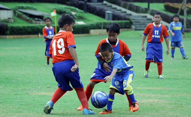 Jadwal Friendly Match di Sesi 8 Program Full Term 2016